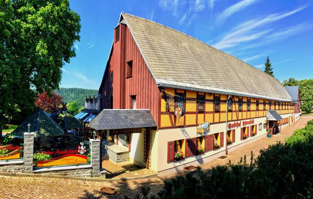 Naturhotel Gasthof Bärenfels – Das besondere Hotel im Erzgebirge