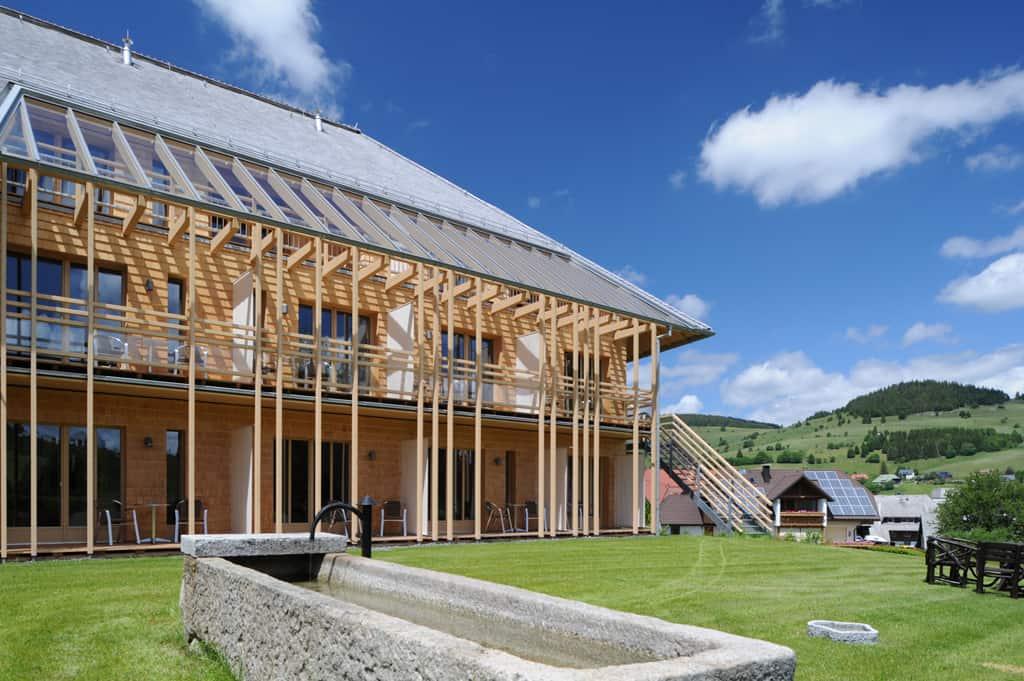 Hotel breggers schwanen das genusshotel im for Schwarzwald design hotel