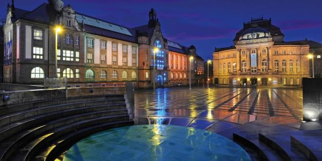 Chemnitz entdecken