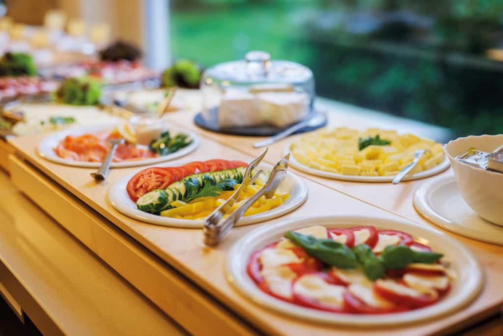Das Frühstückshotel Sankt Peter-Ording