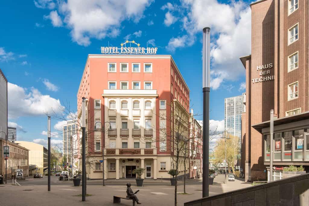 TOP CCL Hotel Essener Hof – Vier Sterne mitten in der Stadt