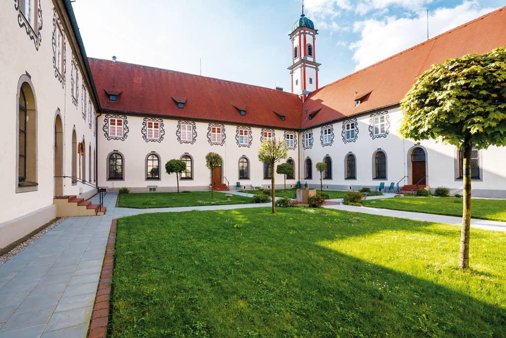 Wohlfühlen in der KurOase im Kloster: Urlaub am Original Entstehungsort der Kneipp-Therapie
