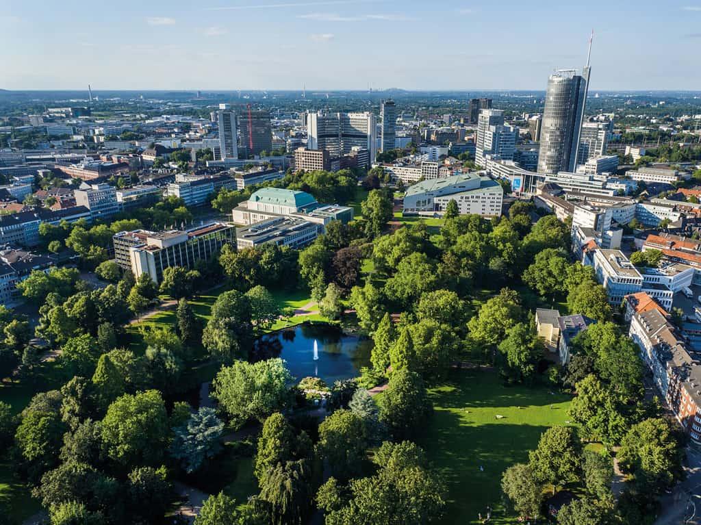 Grünste Großstadt Deutschlands