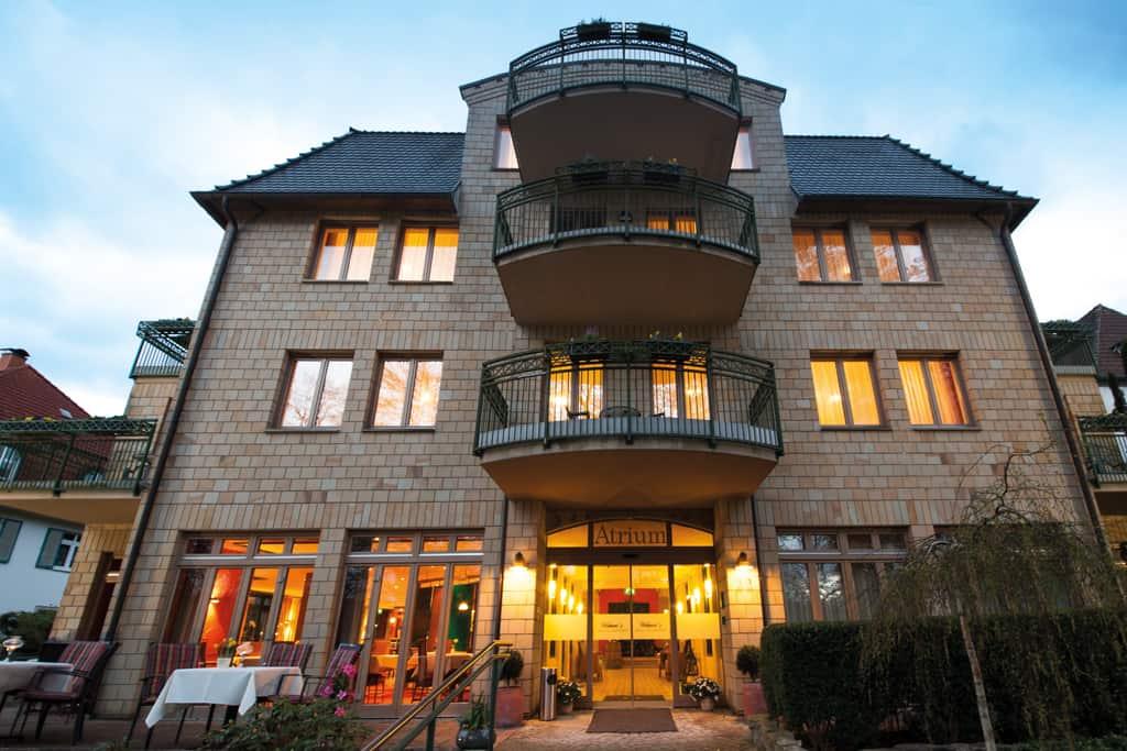 Weinert's Genuss & Gastlichkeit – Das Weinhotel Atrium in Bad Salzuflen