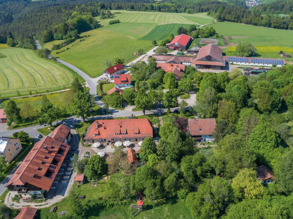 Hotel Gut Schönhof im Frankenland