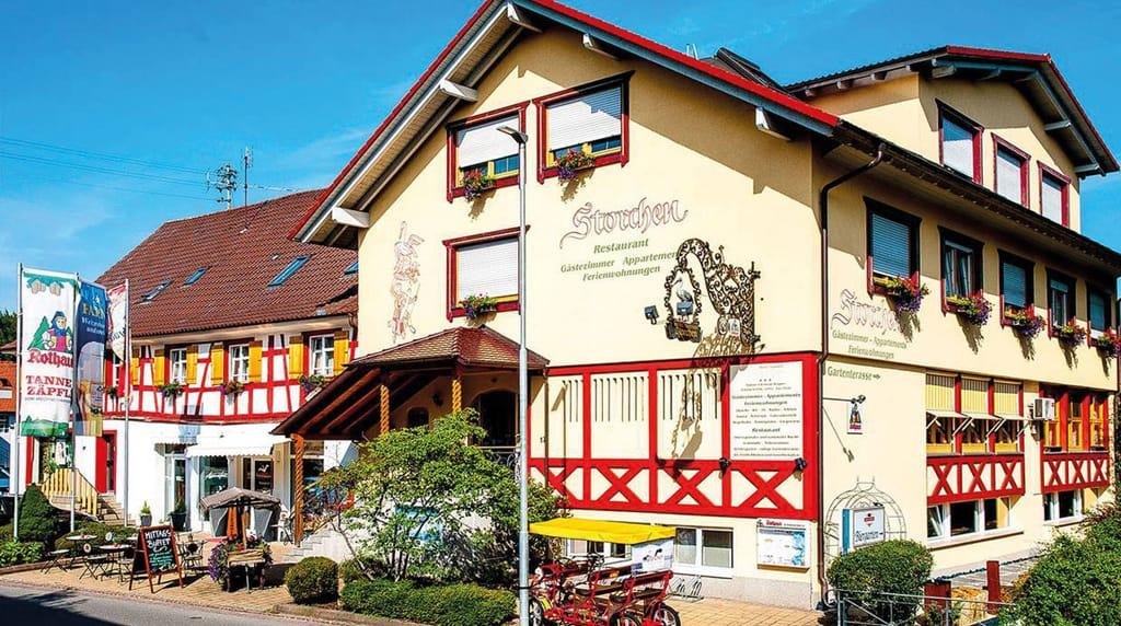 Hotel Storchen SPA & Wellness: Für die beste Zeit des Jahres