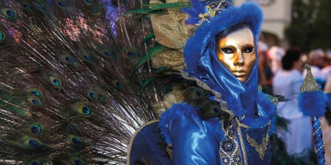 Kostümfestival der Extraklasse:  die Venezianische Messe Ludwigsburg – Zum Doppeljubiläum der Veranstaltung gibt es ein besonders hochkarätiges Programm!