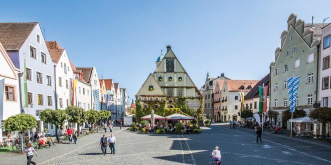 Weiden in der Oberpfalz – Städteurlaub im Oberpfälzer Wald in Ostbayern