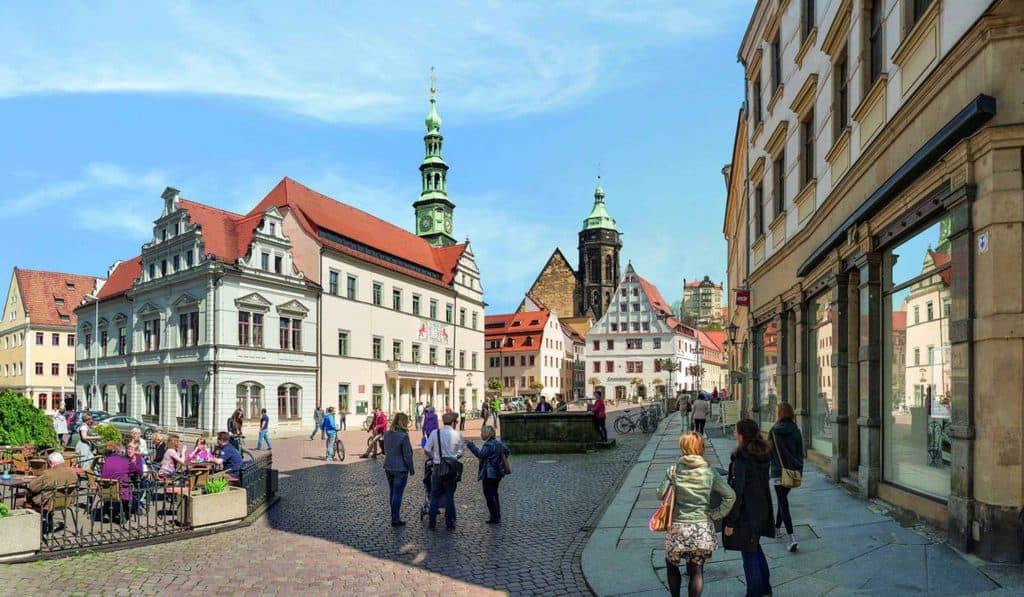 Marktplatz, Foto: Dauterstedt