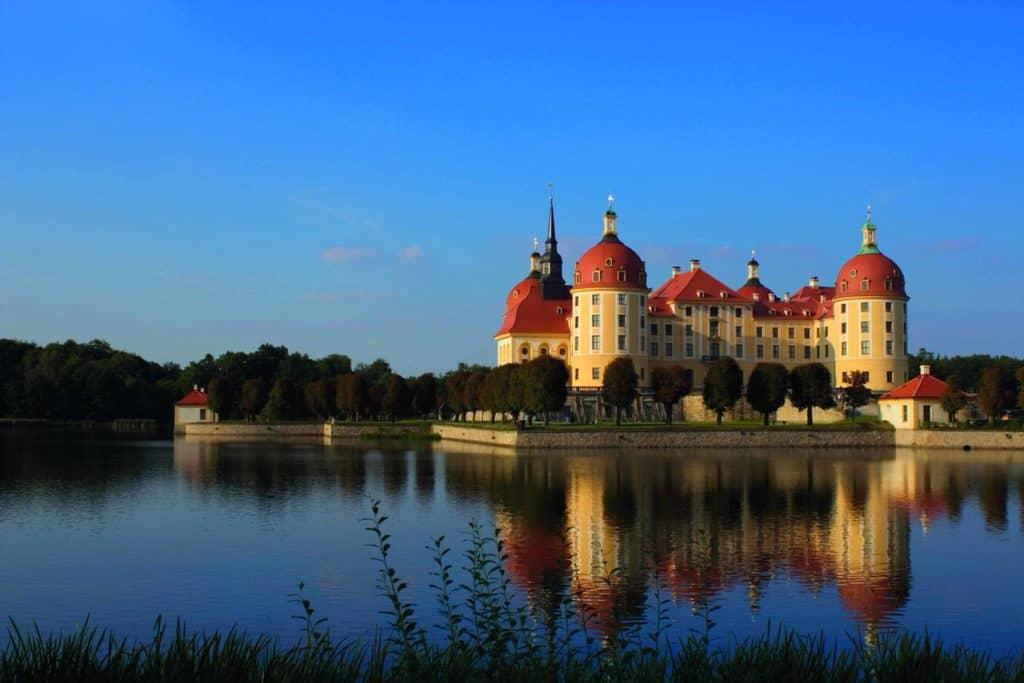 Schloss Moritzburg,  Foto: Tourismusverband Sächsisches Elbland e.V.