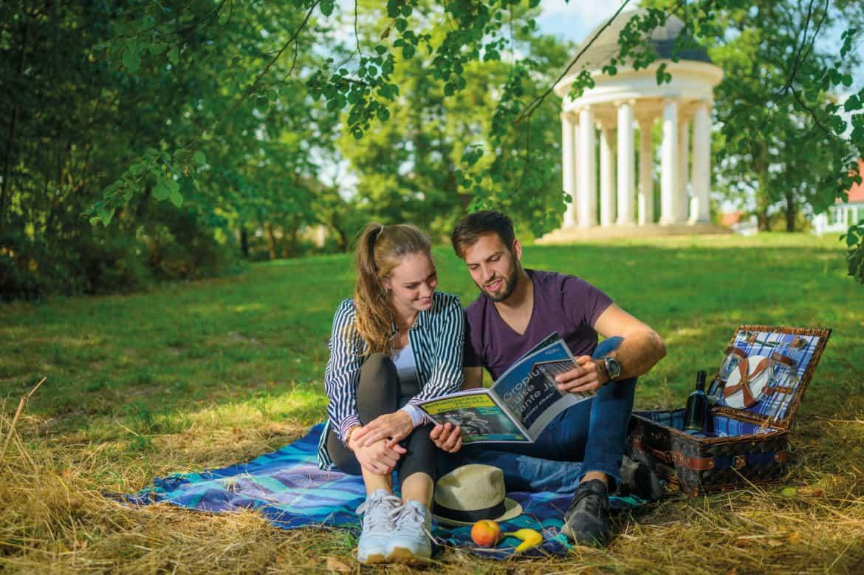 Dessau-Roßlau – Sehnsucht Urlaub. Natur erleben und Kultur genießen