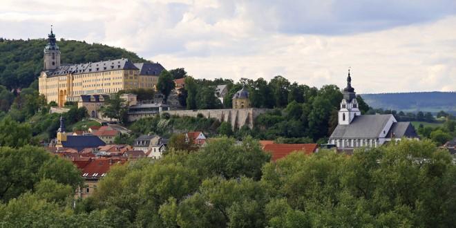 Rudolstadt in Thüringen
