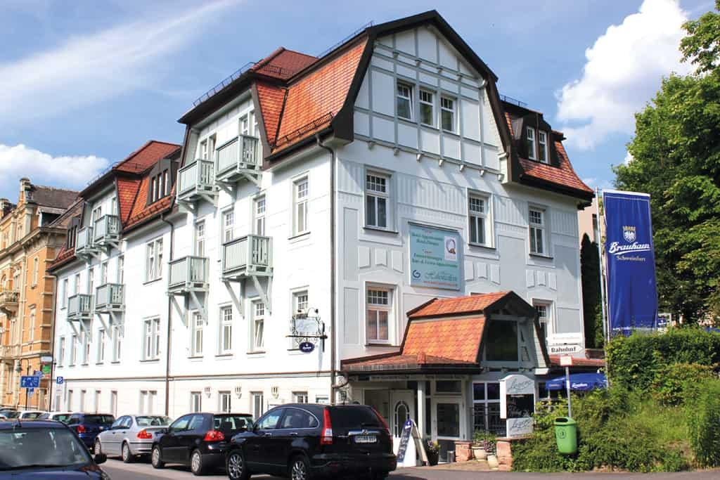 Apart-Hotel Hohenzollern mit Gäste-Haus Mittmann und Ferien-Appartements – Erleben Sie Bad Kissingen in allen Jahreszeiten