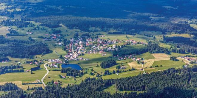 Die Urlaubsorte Haidmühle, Bischofsreut und Frauenberg im Dreiländereck Bayern-Böhmen-Österreich