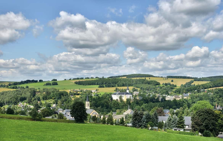 Das Erzgebirge erleben: Neuhausen