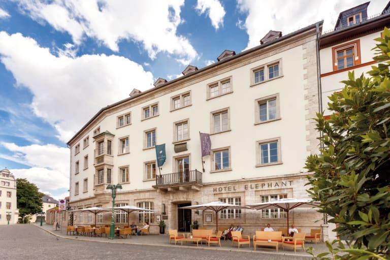 Das Hotel Elephant Weimar