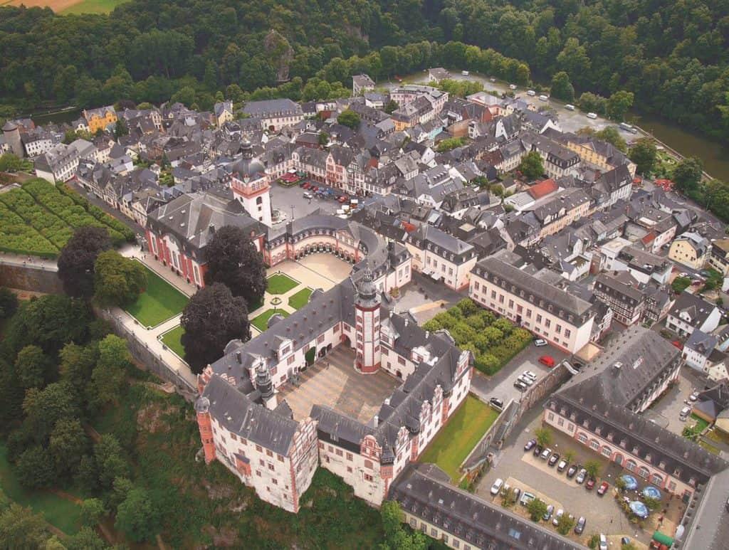 Luftbild Weilburg