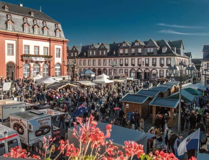 Residenzmarkt Weilburg