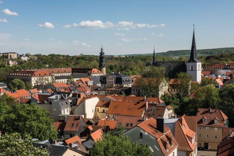 WEIMAR – Reiche Kulturgeschichte vereint mit charmantem Auftritt