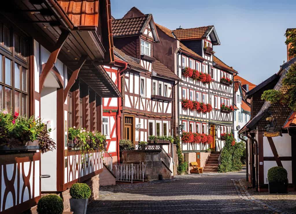 Das Romantik Hotel Schubert In Lauterbach Reiseziele