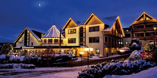 romantik hotel freund spa resort winterliches wellness vergn gen reiseziele deutschland. Black Bedroom Furniture Sets. Home Design Ideas