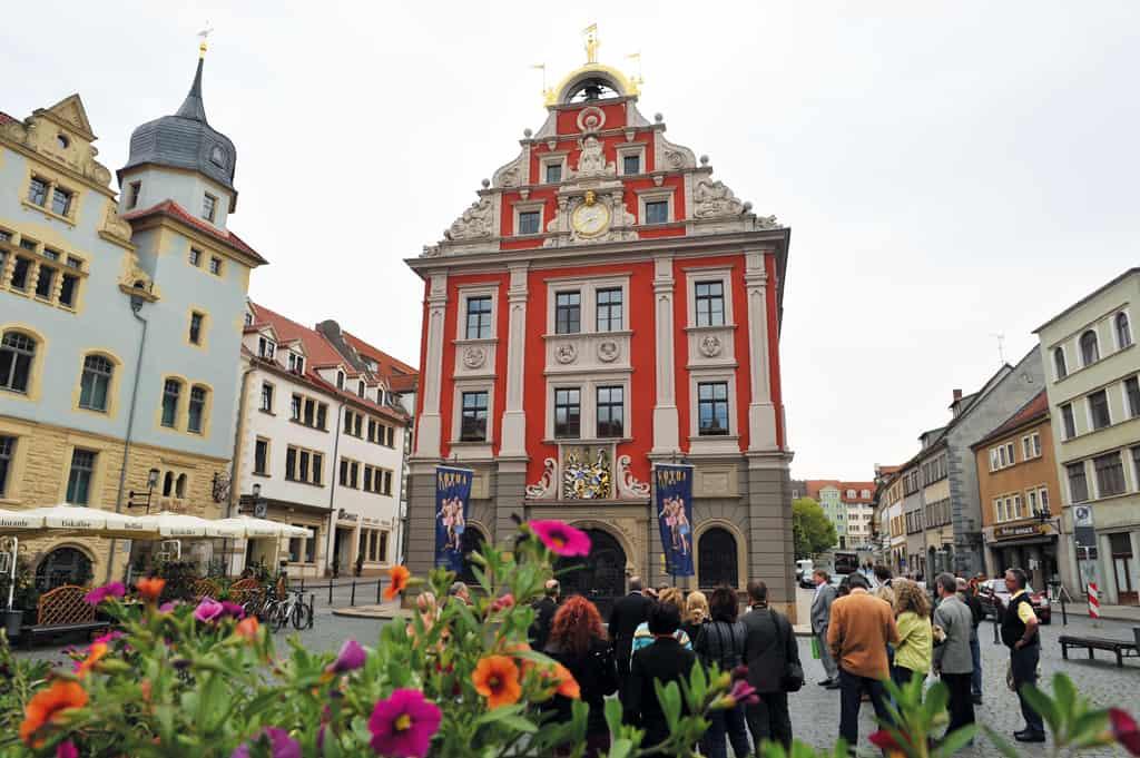 KulTourStadt Gotha