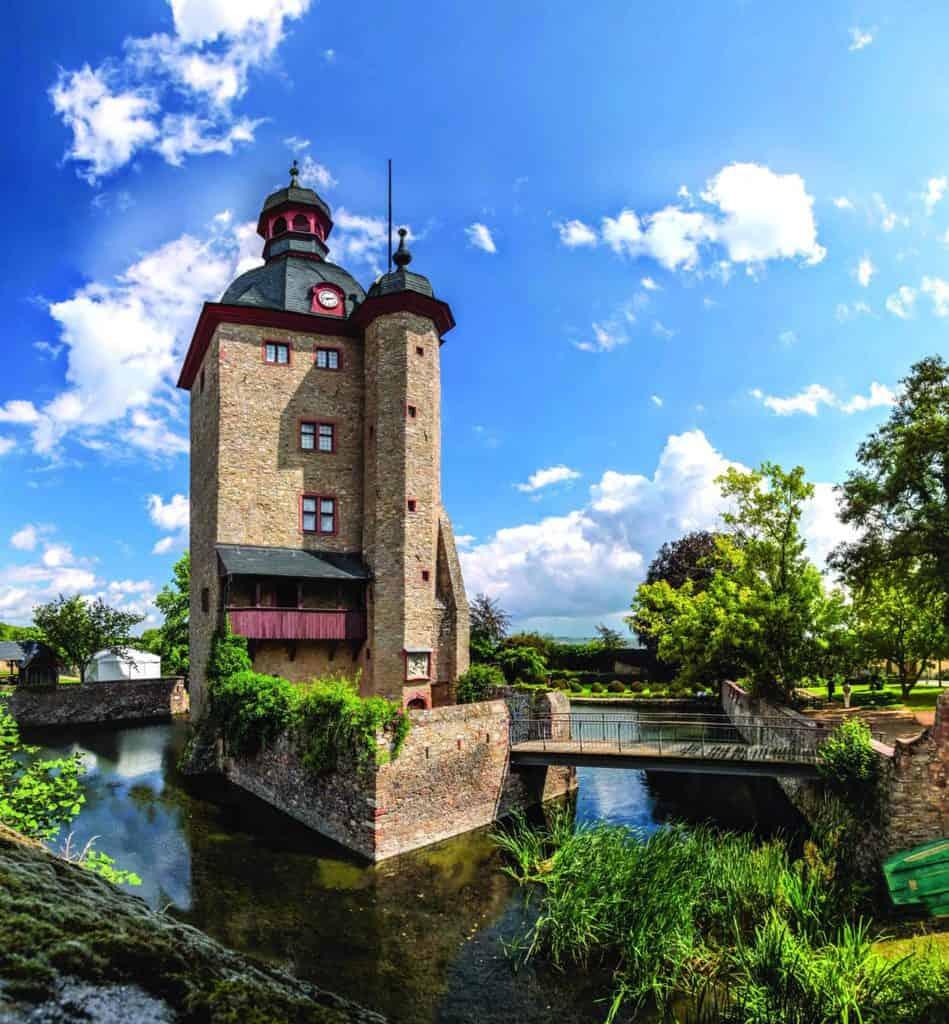 Oestrich-Winkel, Schloss Vollrads, Copyright: Christian Müringer