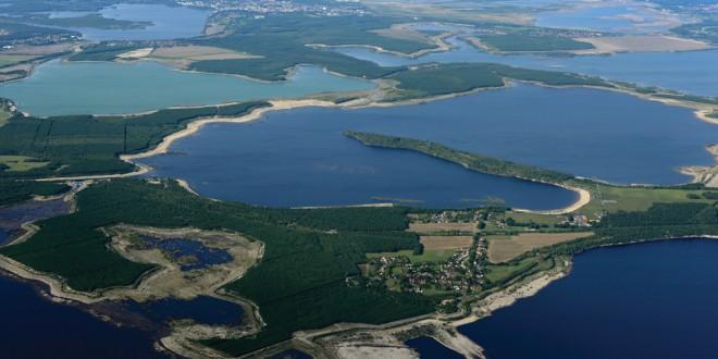 Landschaft im Wandel – Lausitzer Seenland: Vom Braunkohlerevier zum Urlaubsparadies