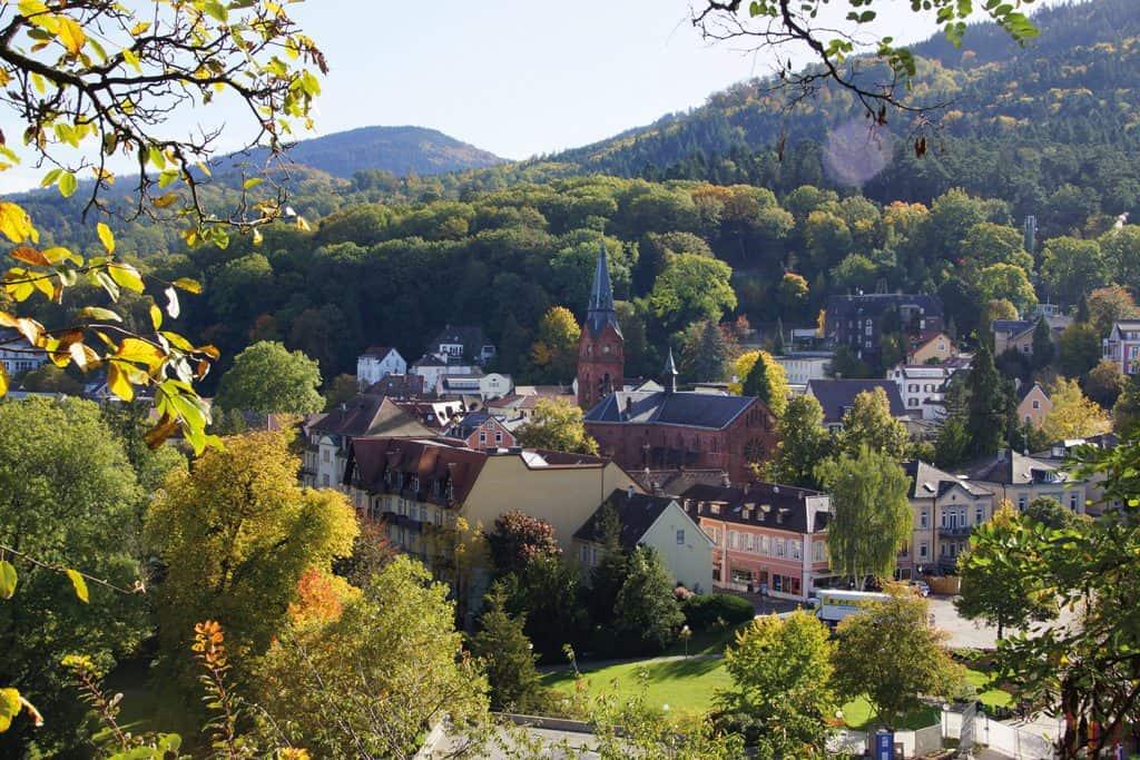 Badenweiler im Markgräflerland | Die Sonnenseite im Schwarzwald