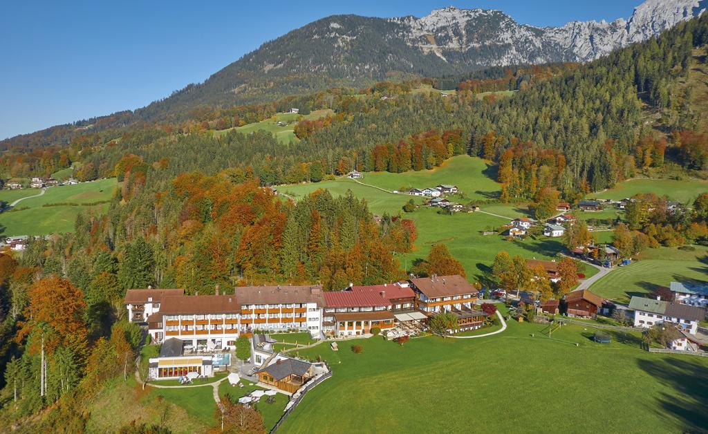 Alm- & Wellnesshotel Alpenhof ****S
