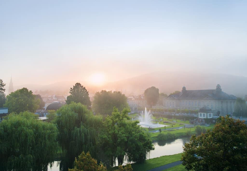 Den Luxus der Zeit in Bad Kissingen wiederentdecken