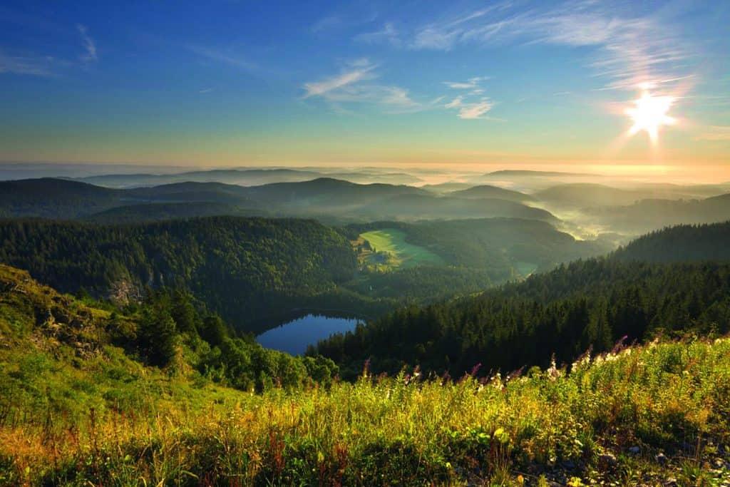 Feldberg – Luftkurort mit dem höchsten Berg des Schwarzwalds