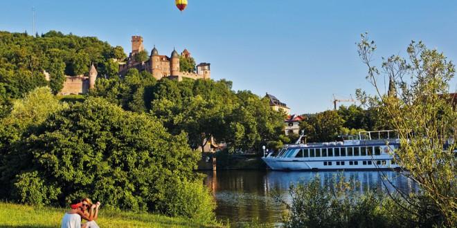 Wertheim: Zwei Flüsse – eine Region – tausend Möglichkeiten