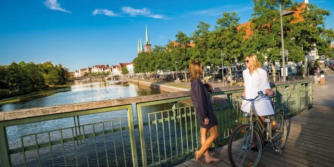 UNESCO-Weltkulturerbe:  Lübecker Altstadt