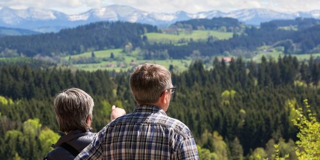 Isny im Allgäu – klingt verlockend