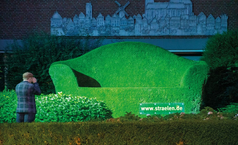 Alles im grünen Bereich – Straelen am Niederrhein