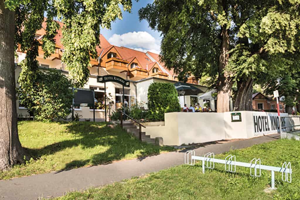 Hotel Knorre in Meißen an der Elbe