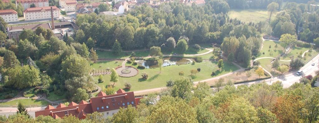 Schmölln in Thüringen – Eine Stadt mit Herz und Knöpfchen