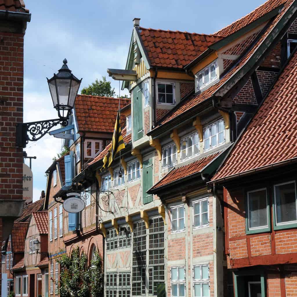 Altstadt Lauenburg©Jürgen Klemme