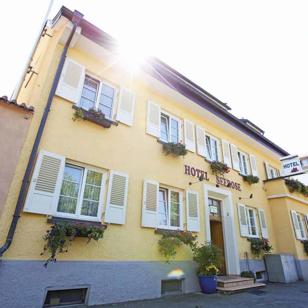 Hotel Seerose Lindau – Inselfeeling