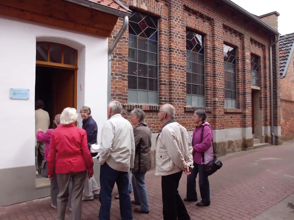Alte Synagoge Petershagen/ Touristinformation im Rathaus Petershagen