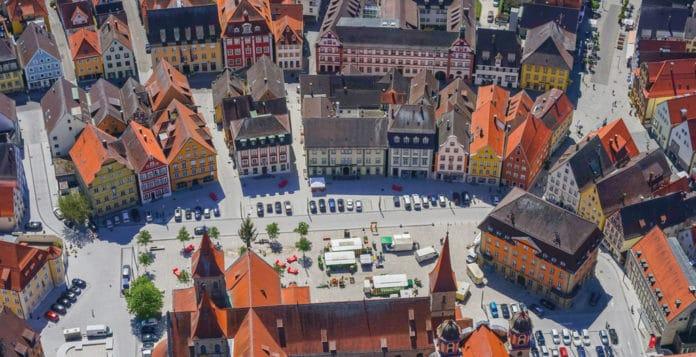 Ellwangen-Marktplatz