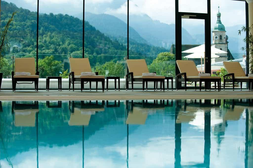 Das ****s Hotel Edelweiss in Berchtesgaden