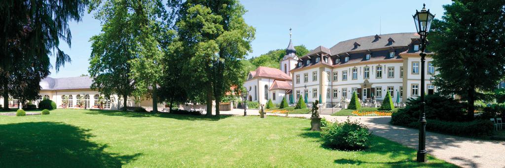 Kurpark und Schlosshotel, ©Martin Flechsig