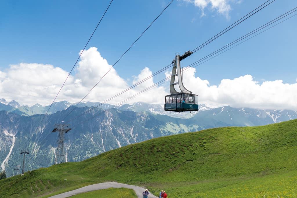 Urlaubsparadies Oberstdorf im Allgäu