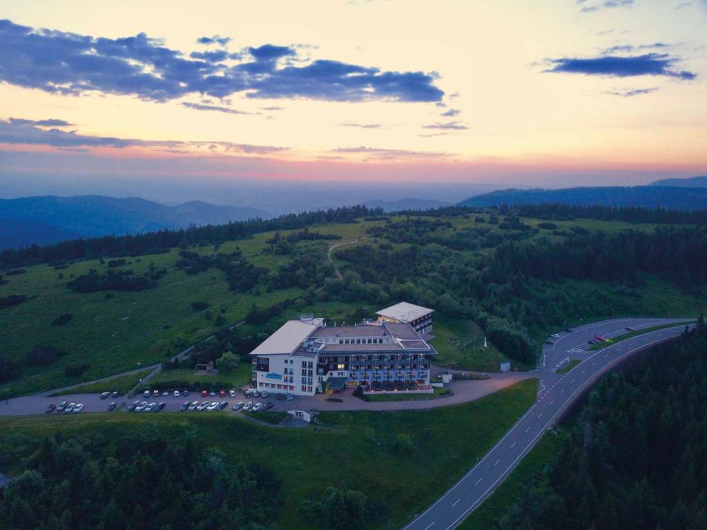 Nationalpark-Hotel Schliffkopf: 1025 Meter über dem Alltag