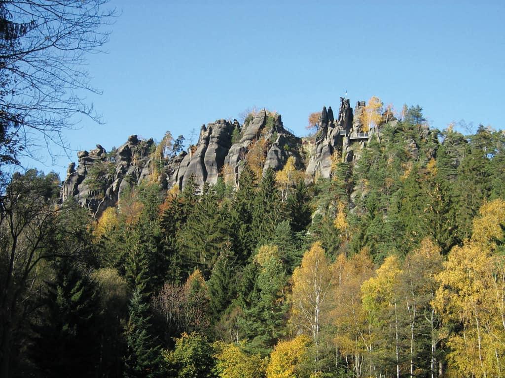 Outdoor Land Naturpark Zittauer Gebirge