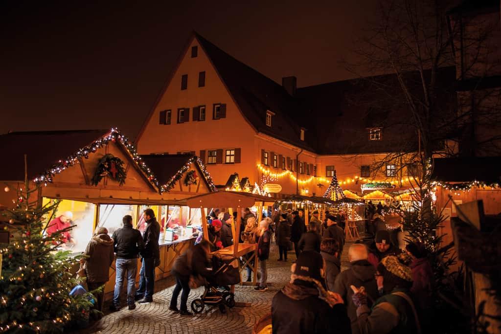 Dinkelsbühl: Schönste Altstadt Deutschlands (Focus)