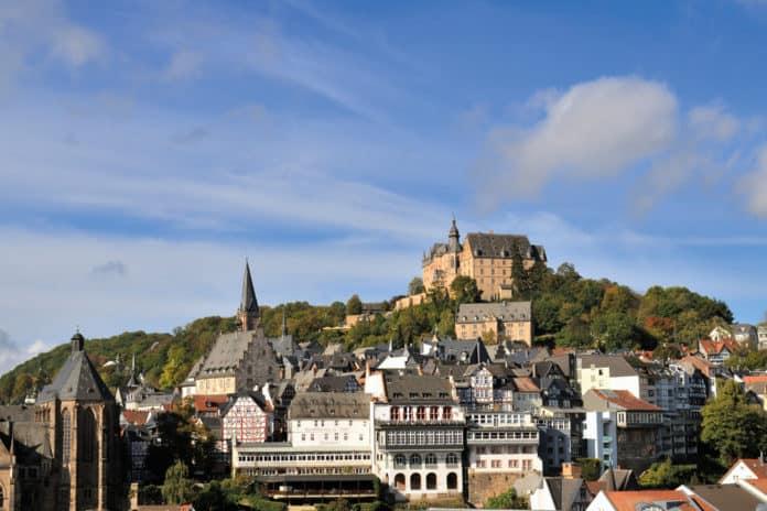 Marburg Panorama, Foto: Georg Kronenber