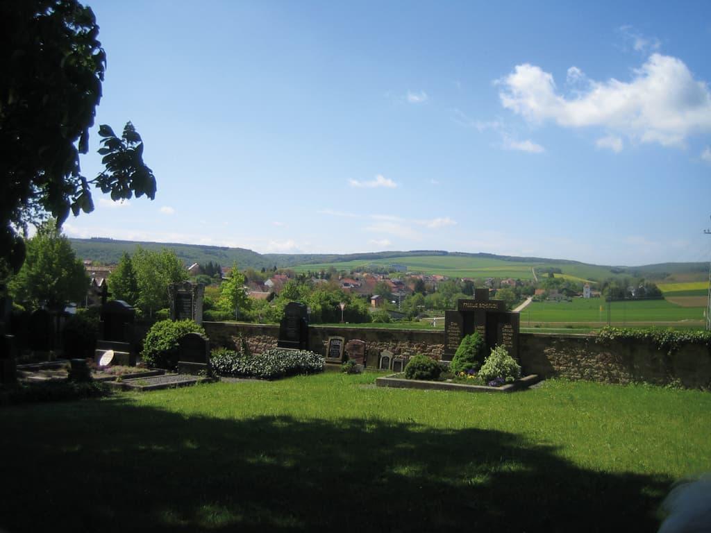 Geheimtipp Wendelsheim: Ein idyllisches Schmuckstück in Rheinhessen